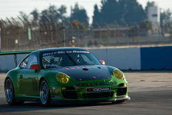 #33x Kelly Moss Racing Fusion Trade Porsche GT3: Peter LeSaffre