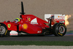 Felipe Massa, Scuderia Ferrari blows up the engine