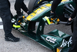 Team Lotus, TL11, detail