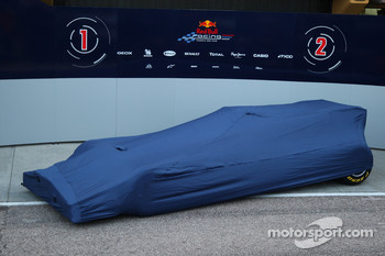 The new RB7 under cover