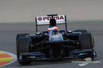 Rubens Barrichello, AT&T Williams, FW33