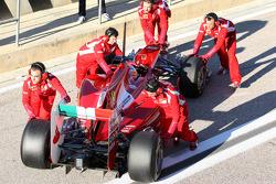 Fernando Alonso, Scuderia Ferrari, F150, detail