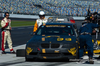 #33 Kinetic Motorsports BMW M3: Jade Buford, Bryan Sellers