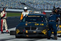 #33 Kinetic Motorsports BMW M3: Jade Buford, Bryan Sellers