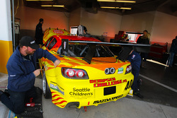 #40 Dempsey Racing Mazda RX-8