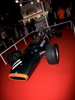 Jacke Stewarts 1967 BRM