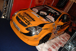 Ex Matt Neal BTCC Civic now Time Attack Car