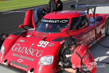 #99 GAINSCO/Bob Stallings Racing Chevrolet-Riley: Jon Fogarty, Alex Gurney, Jimmie Johnson