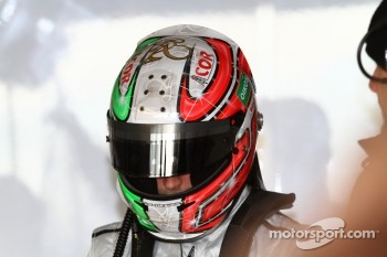 Vitantonio Liuzzi, Hispania Racing F1 Team, HRT