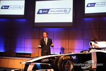 Sam Michael, Technical Director, Williams F1