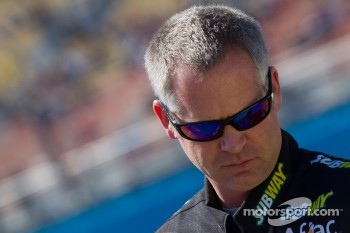 Bob Osborne, crew chief for Carl Edwards, Roush Fenway Racing Ford