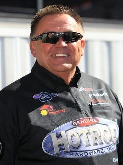 Pro Stock Driver Troy Humphreys