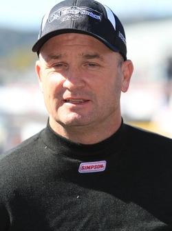 Top Fuel Driver Bob Vandergriff