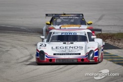 #23 United Autosports with Michael Shank Racing Ford Riley: Mark Blundell, Michael Valiante