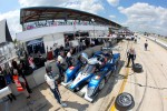 #7 Peugeot Sport Total Peugeot 908: Alexander Wurz, Marc Gene, Anthony Davidson