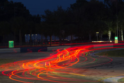 Night lights at Sebring