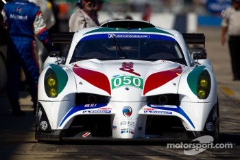 No. 050 PANOZ RACING PANOZ ABRUZZI