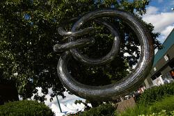 Albert Park Circuit athmosphere