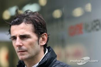 Pedro de la Rosa, now McLaren reserve driver