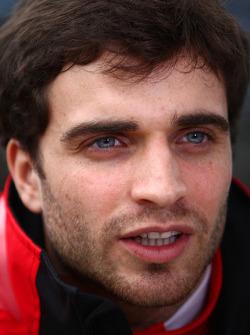 Jérôme d'Ambrosio, Test Driver, Marussia Virgin Racing