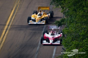 James Jakes, Dale Coyne Racing, Ryan Hunter-Reay, Andretti Autosport