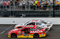 NASCAR Sprint Cup Fotos - Jeff Gordon, Hendrick Motorsports Chevrolet, Tony Stewart, Stewart-Haas Racing