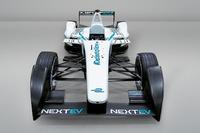Formula E Foto - NEXTEV TCR Formula E Team livrea 2017