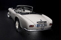 Elvis BMW 507 restoration