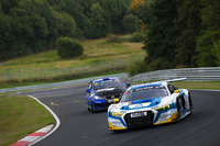 VLN Photos - Frank Stippler, Anders Fjordbach, Phoenix Racing, Audi R8 LMS
