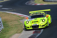 VLN Photos - #911 Manthey Racing, Porsche GT3R: Jörg Bergemeister, Patrck Pilet