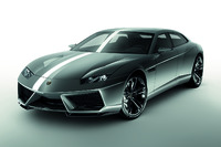 Automotive Fotos - Designstudie: Lamborghini Estoque