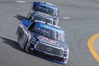 NASCAR Truck Foto - William Byron, Kyle Busch Motorsports Toyota