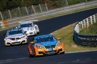 VLN Photos - Stian Halvorsen, Erik Olaussen, Per Rustberggard, Paul Martin Dose, BMW M235i Racing Cup