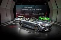 Prodotto Foto - Mercedes-AMG GT C Roadster