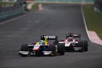 GP2 Фото - Фило Паз Арманд, Trident, и Нобухару Мацушита, ART Grand Prix