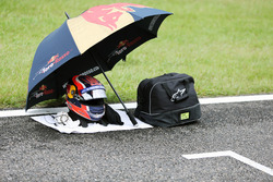 Helme von Daniil Kvyat, Scuderia Toro Rosso STR11