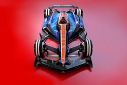 F1 2030 fantasy design