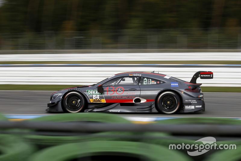 19. Maximilian Götz, Mercedes-AMG Team HWA, Mercedes-AMG C63 DTM