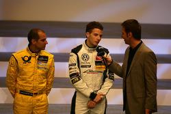 DTM Support Series, Jeroen Bleekemolen Porsche Carrera Cup and Gianmarco Raimondo Motopark Academy Dallara F308 Volkswagen