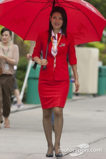 Airasia Stewardess