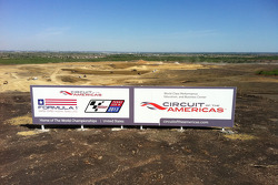 Circuit of the Americas construction