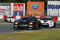 #23 Michael Krumm, Lucas Luhr; Nissan GT-R; JR Motorsport