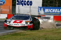 #38 Marc Basseng, Markus Winkelhock; Lamborghini Murcielago 670 R-SV; All-Inkl.com Munnich Motorsport