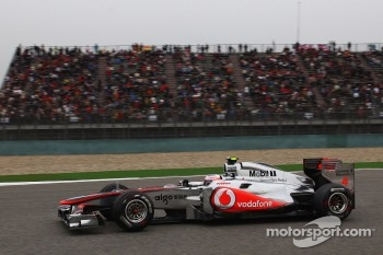 Button second in today's qualifying