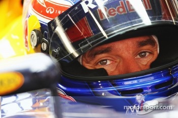 Mark Webber: from 18th on the grid to third on the podium