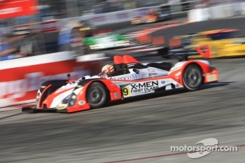 #89 Intersport Racing Oreca FLM09: Kyle Marcelli, Tomy Drissi
