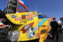 Jim Heads' Head Racing Toyota Camry Funny Car