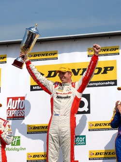 Race 1 Winner Matt Neal, Hond Racing