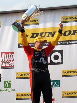 Race Winner Mat Jackson, Airwaves Racing