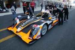 #48 Team Oreca Matmut Oreca 03-Nissan